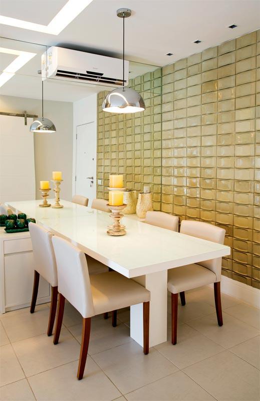 Mesa Para Sala Jantar Pequena ~ Reforma  10 salas de jantar pequenas e descoladas  Blog  Imperius
