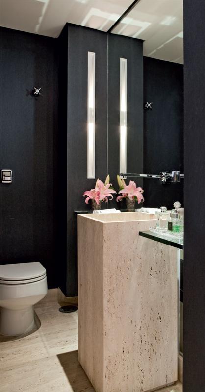 Decora o seis lavabos com m rmore cimento queimado for Imagenes de pisos decorados
