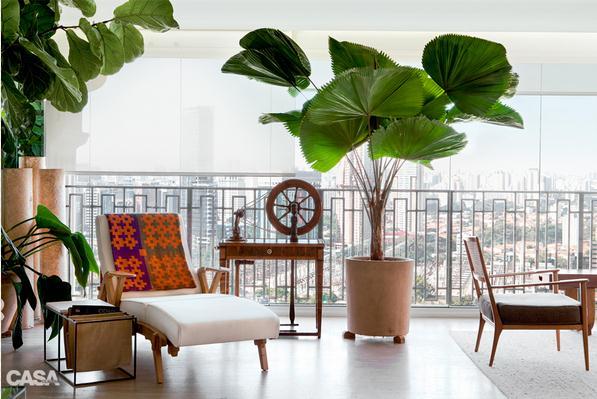 decoracao de interiores mogi das cruzes: de estar com sofá da conceito firma casa poltronas e mesa de centro