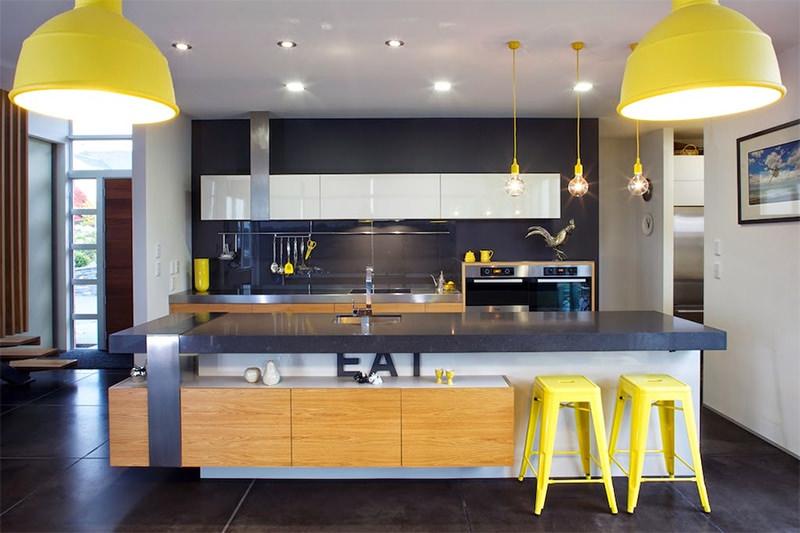 decoracao cozinha tradicional:Decoração – 12 cozinhas amarelas – Blog – Imperius Imóveis