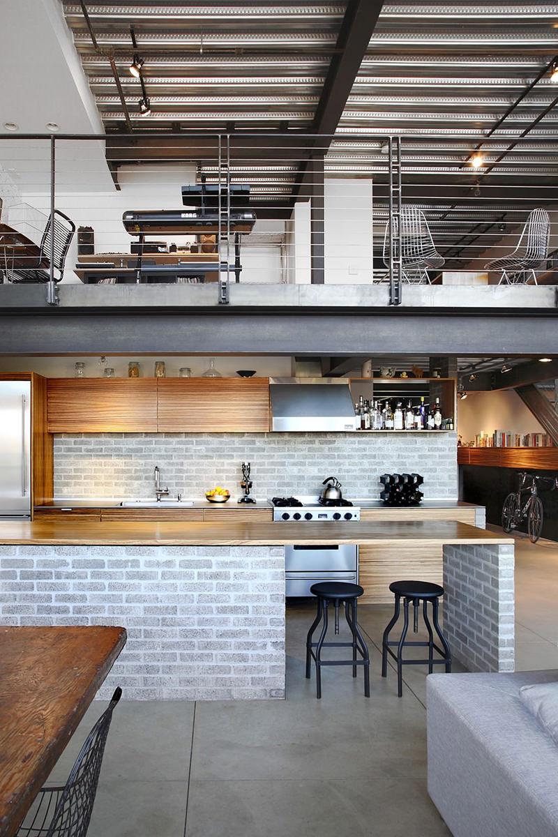 Decora O Apartamento Com Decora O Estilo Industrial Impec Vel