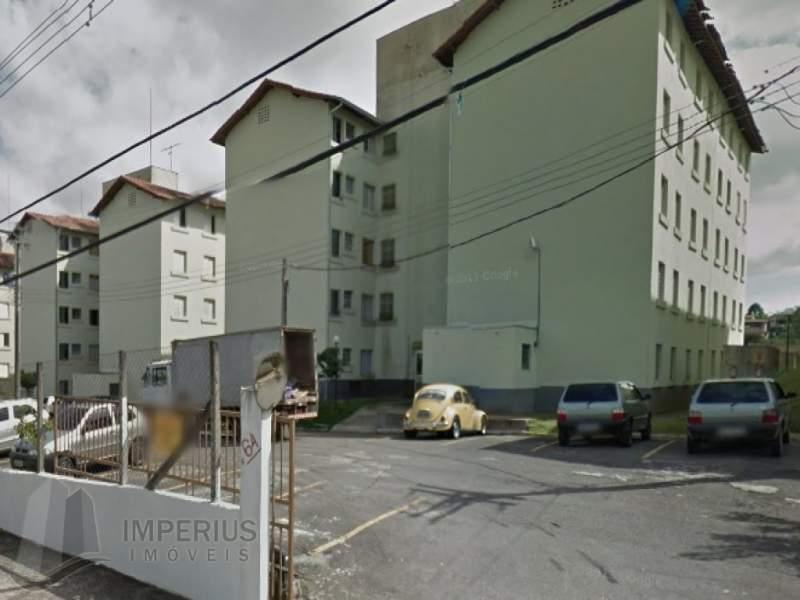 fachada apartamento Mogi Moderno