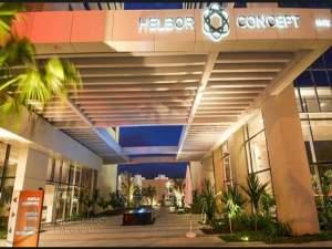 fachada comercial Vila Partenio