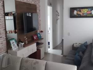 sala apartamento César de Souza