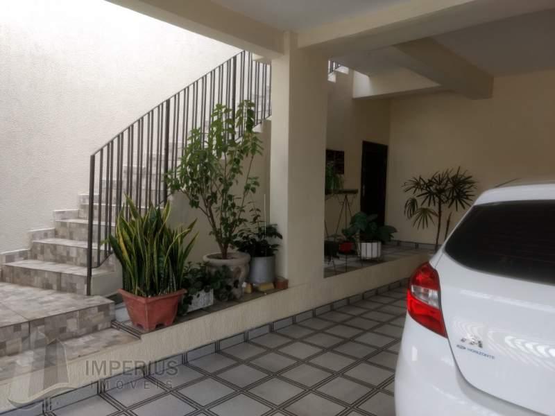 garagem casa Mogi Moderno