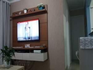 sala apartamento Mogi Moderno