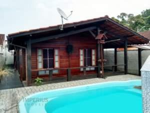 casa e piscina casa Vista Linda