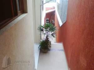 corredor casa Residencial Novo Horizo