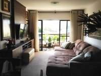 sala apartamento Vila Oliveira