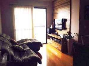 sala apartamento Vila Lavínia
