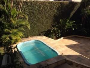 piscina casa Vila Oliveira