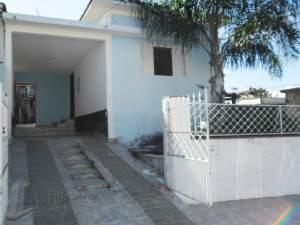 fachada casa Alto do Ipiranga