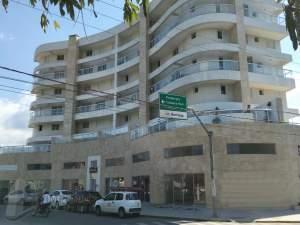 fachada apartamento Centro