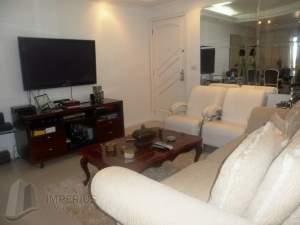 sala de estar apartamento Nova Mogilar