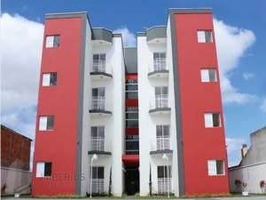 fachada apartamento Vila Brasileira