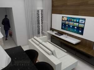 sala apartamento Mirage