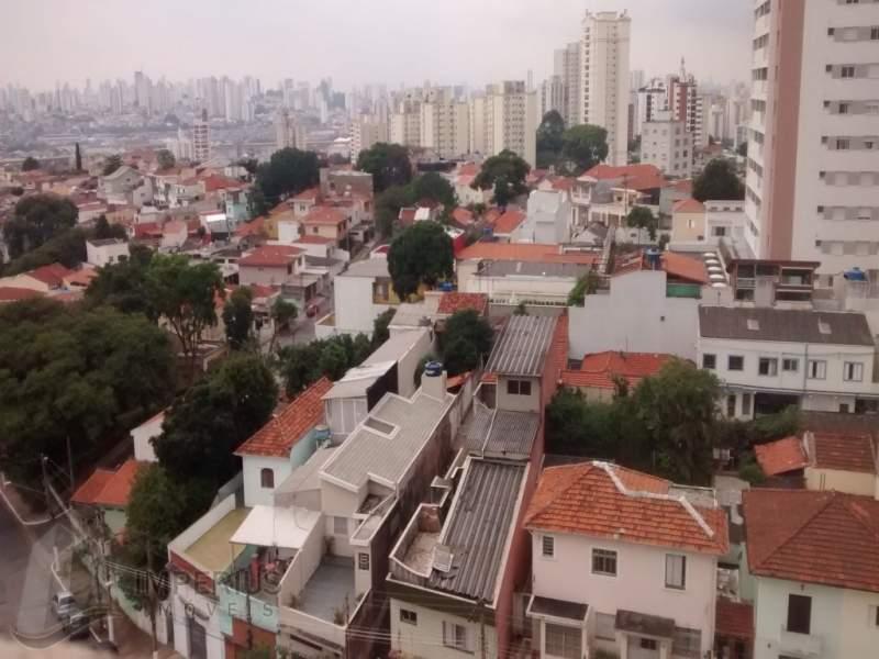 vista apartamento Cambuci