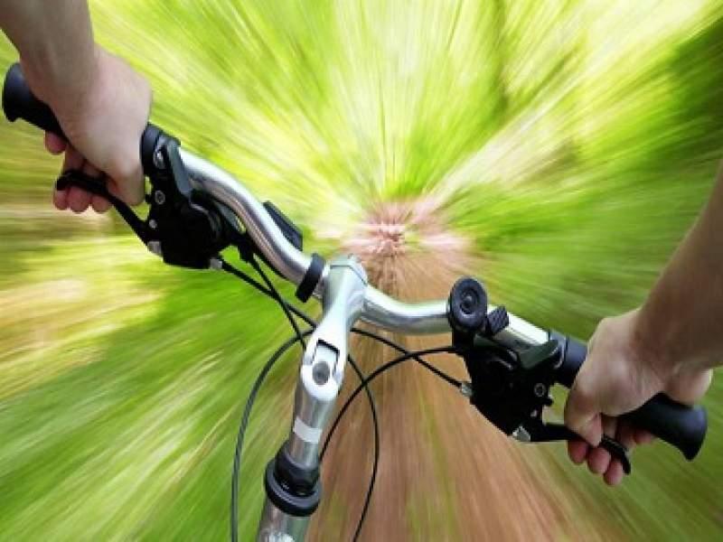 condicionamento físico pedalando com segurança
