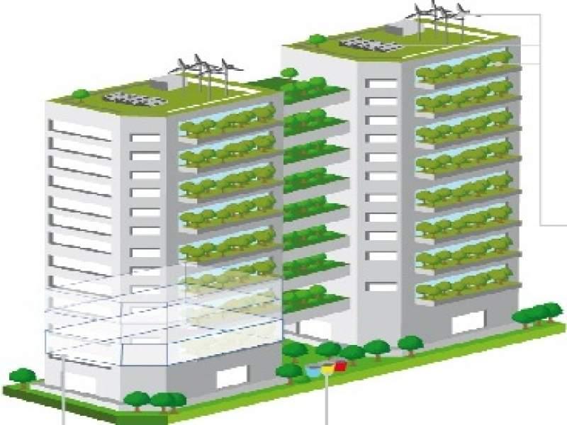 meio ambiente prédios 'verdes'
