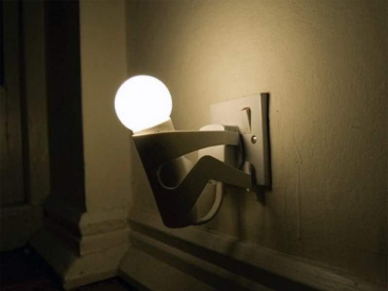 iluminação designs criativos de luminárias