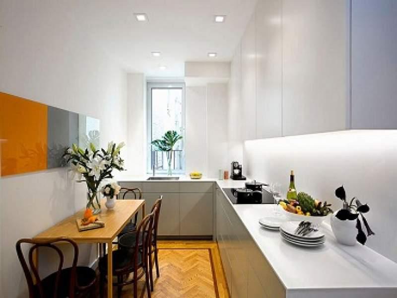 cozinhas um projeto de cozinha prático, simples e moderno