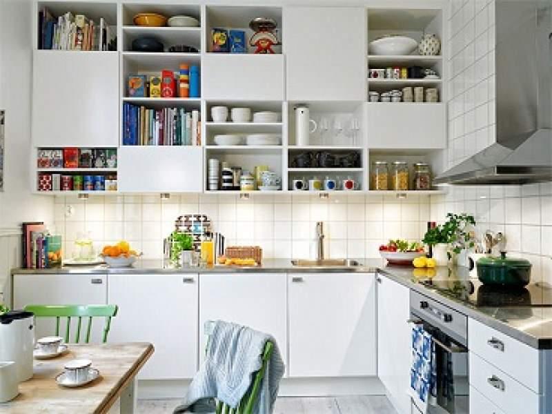 cozinhas 12 armários de cozinha super criativos para você se inspirar