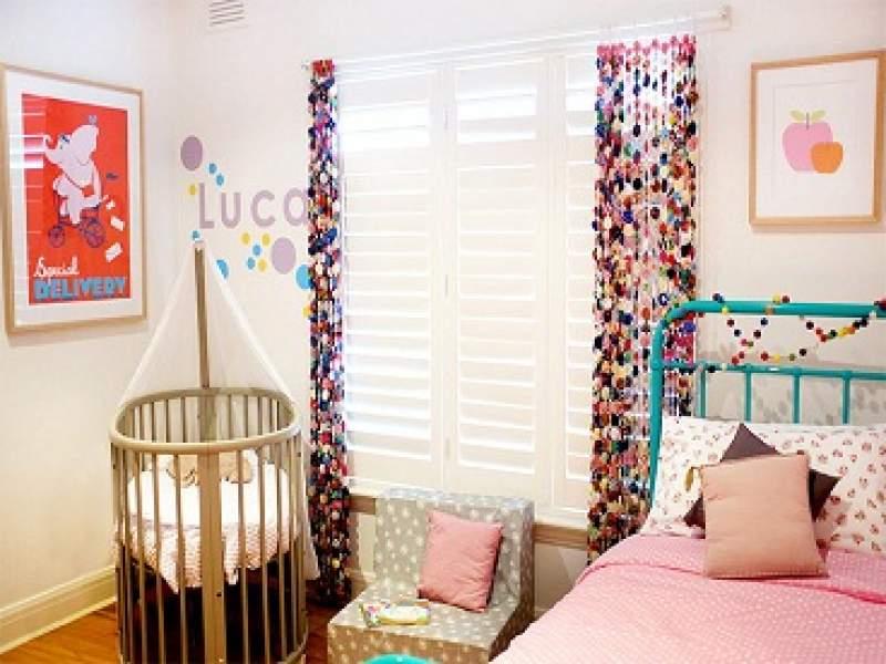 decoração dicas para decorar e montar um quarto para crianças em idades diferentes