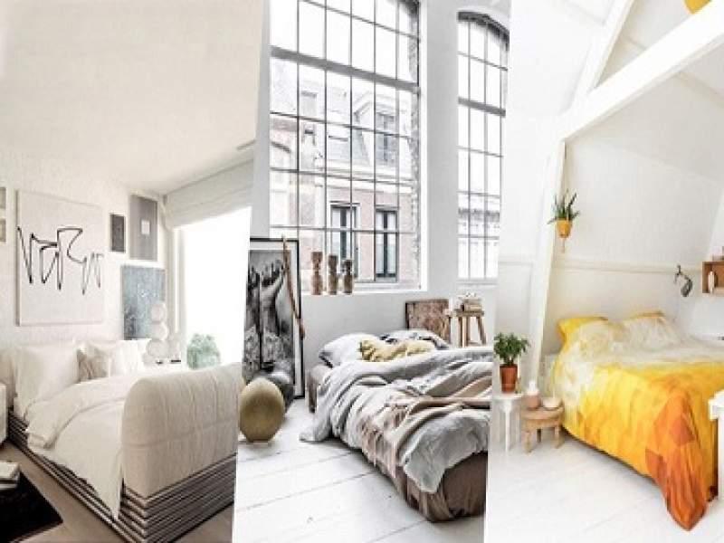 decoração 12 quartos brancos decorados de forma ideal