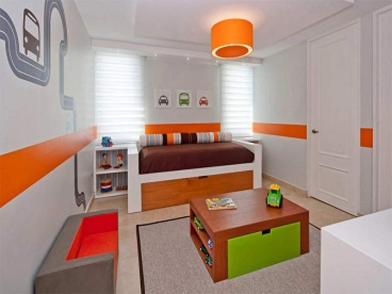 decoração como fazer um quarto que cresce junto com seu filho