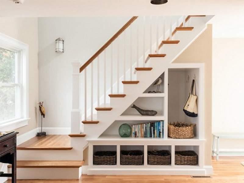 arquitetura 15 ideias de armários e nichos embaixo da escada para você economizar espaço