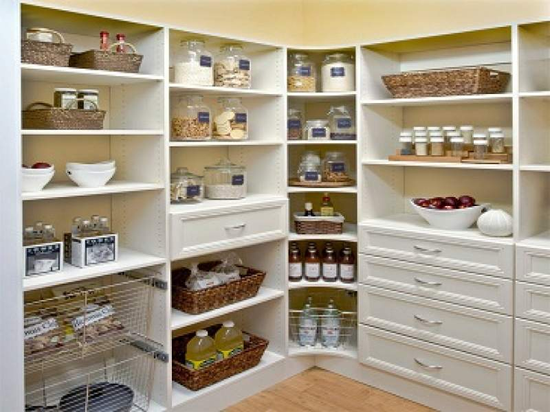 cozinhas 20 despensas super organizadas para você se inspirar - parte 1