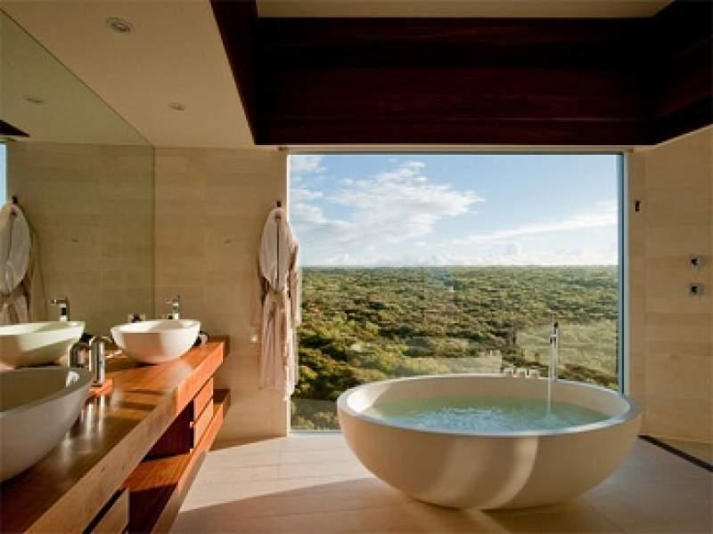 banheiros 20 banheiros que são verdadeiros spas domésticos - parte 1