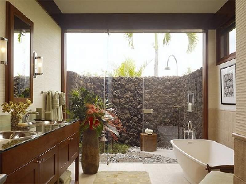 banheiros 20 banheiros que são verdadeiros spas domésticos - parte 2